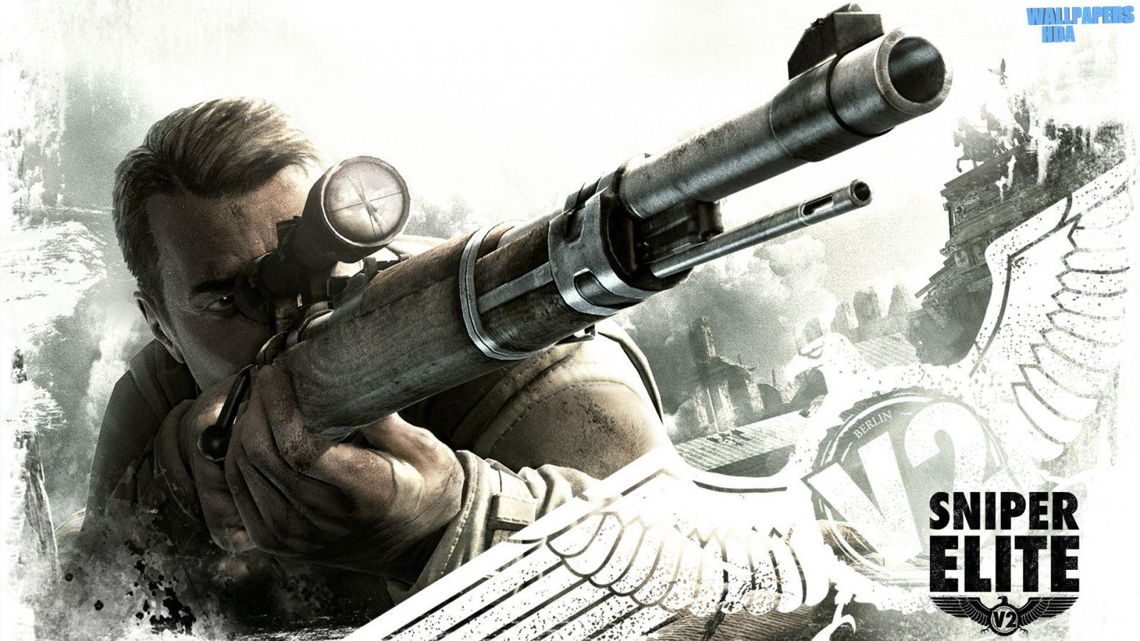 Sniper elite 1600x900